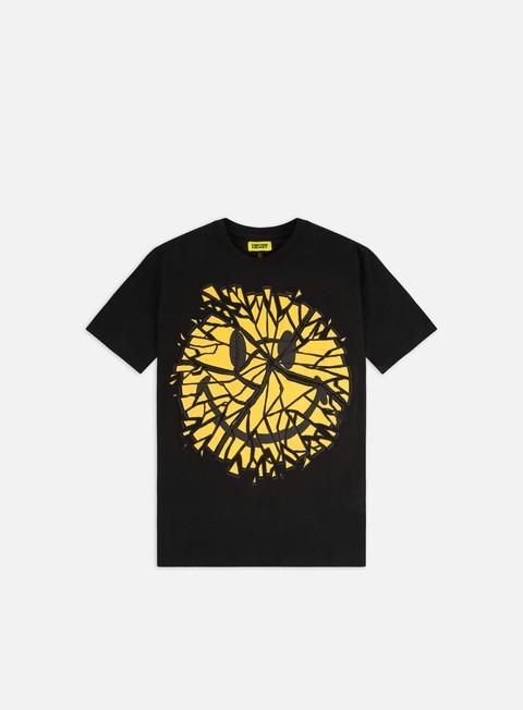 T-shirt a manica corta Chinatown Market Smiley Glass T-shirt