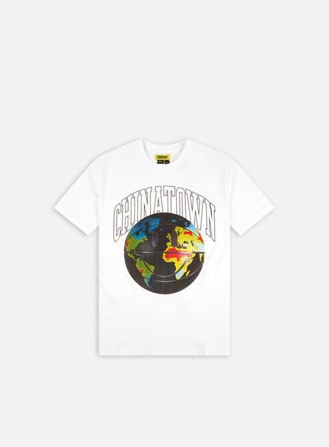 T-shirt a Manica Corta Chinatown Market Smiley Global Citizen Basketball T-shirt