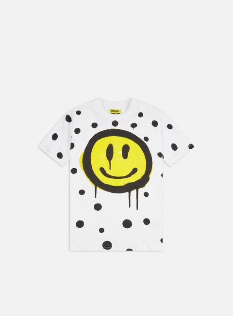 Short Sleeve T-shirts Chinatown Market Smiley Vandal T-shirt