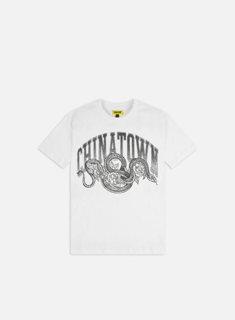 T-shirt a Manica Corta Chinatown Market Snake Arch T-shirt