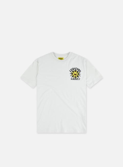 Short sleeve T-shirts Chinatown Market Sunshine Over The Pyramids T-Shirt