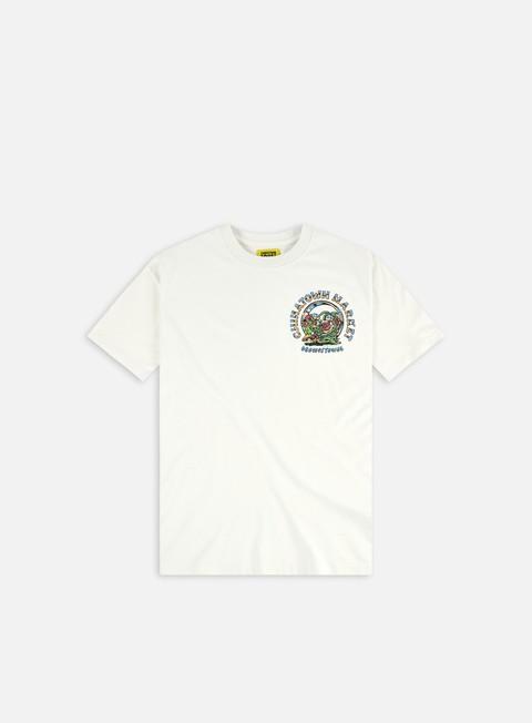 Short sleeve T-shirts Chinatown Market Terrarium Co-Existence T-Shirt