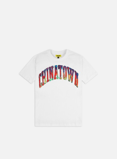 Short Sleeve T-shirts Chinatown Market Watercolor Arc T-shirt