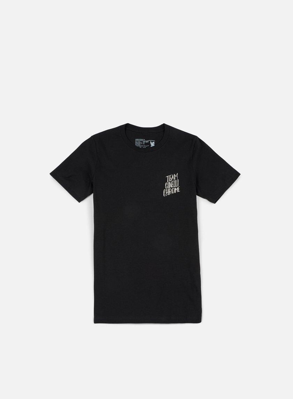 Chrome - Cinelli 2017 T-shirt, Black