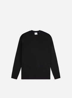 Colorful Standard - Classic Organic LS T-shirt, Deep Black