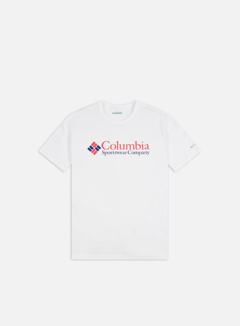 Columbia CSC Basic Logo T-shirt