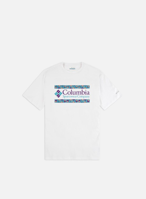Short Sleeve T-shirts Columbia Rapid Ridge Graphic T-shirt