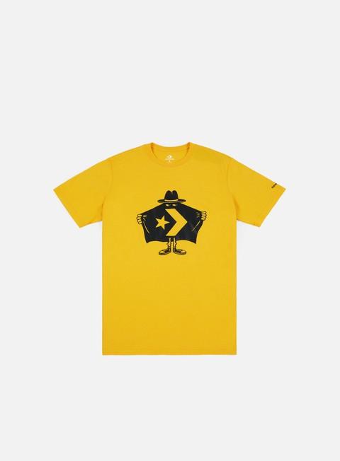 Sale Outlet Short Sleeve T-shirts Converse Burglar T-shirt