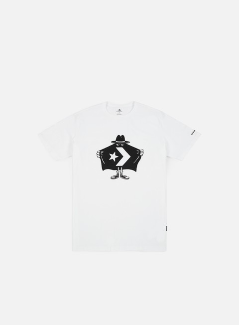 Short Sleeve T-shirts Converse Burglar T-shirt