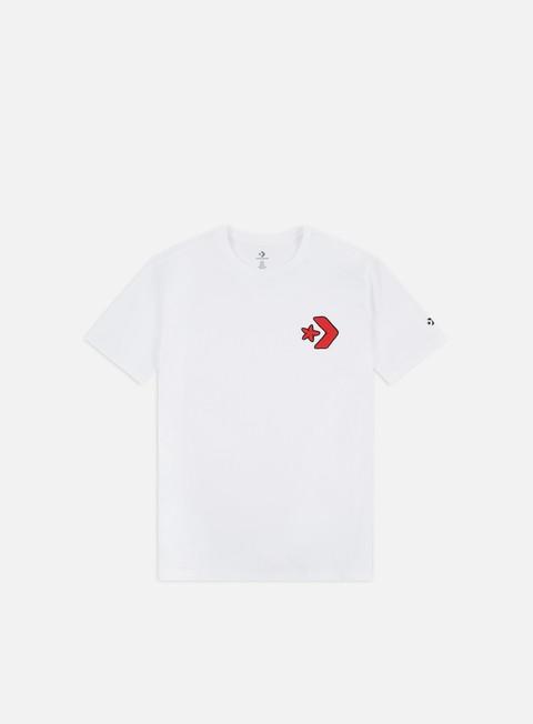 Short Sleeve T-shirts Converse Cartoon Chuck T-shirt