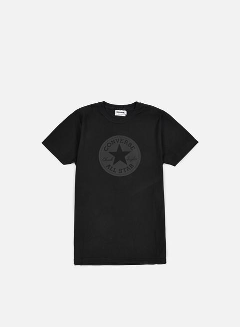 t shirt converse chuck taylor rubber t shirt black