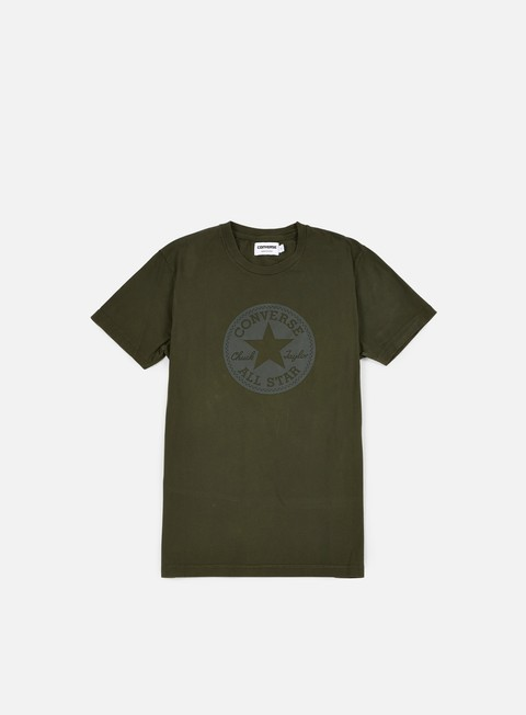 Sale Outlet Short Sleeve T-shirts Converse Chuck Taylor Rubber T-shirt