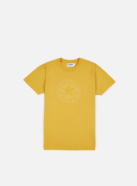 t shirt converse chuck taylor rubber t shirt corn yellow