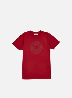 Converse - Chuck Taylor Rubber T-shirt, Red Block 1