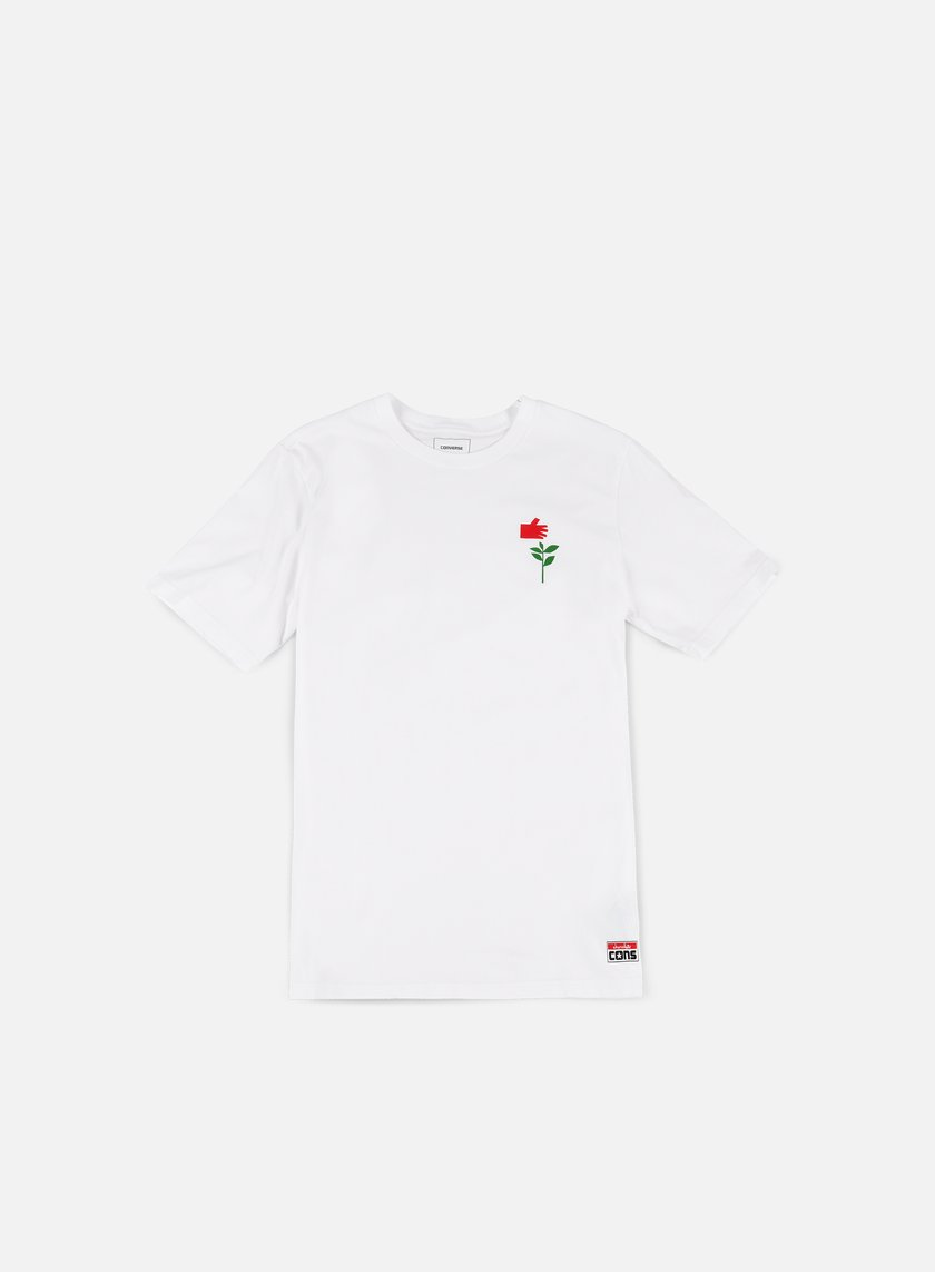 Converse - Cons Chocolate T-shirt, White