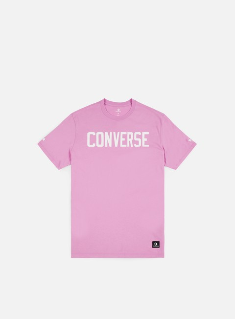 T-shirt a Manica Corta Converse Essential Graphic T-Shirt