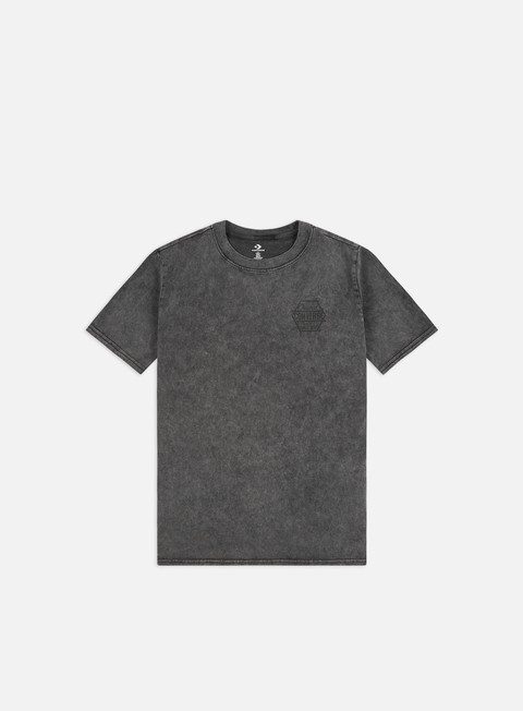 Short Sleeve T-shirts Converse Fashion Cut And Sew T-shirt