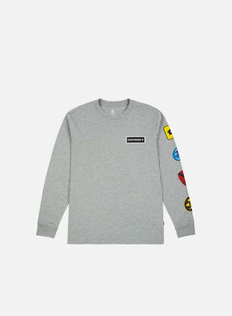 Converse Garage Patch LS T-shirt