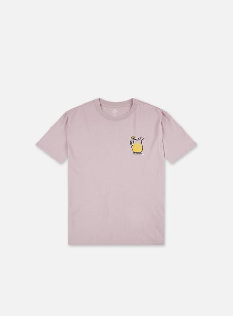 Short sleeve T-shirts Converse Lemonade T-shirt