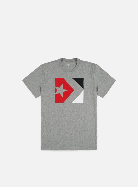 Logo T-shirts Converse Season Star Chevron T-shirt