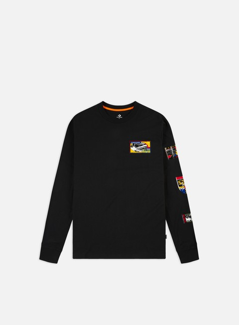 Long Sleeve T-shirts Converse Vince Staples LS T-shirt