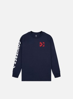 Converse Wordmark LS T-shirt