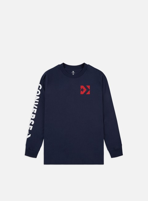 Sale Outlet Long Sleeve T-shirts Converse Wordmark LS T-shirt