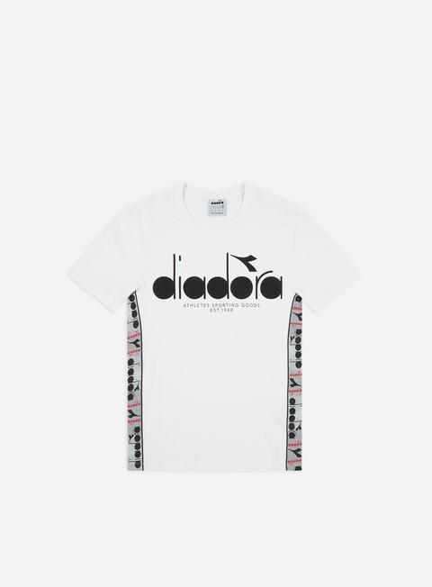 Short Sleeve T-shirts Diadora 5Palle Offside T-shirt