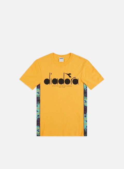 Outlet e Saldi T-shirt a manica corta Diadora 5Palle Offside T-shirt