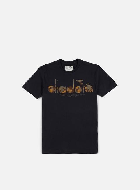 Outlet e Saldi T-shirt a Manica Corta Diadora BL T-shirt