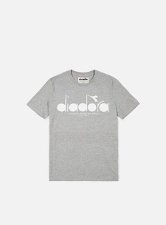Diadora - BL T-shirt, Light Middle Grey Melange