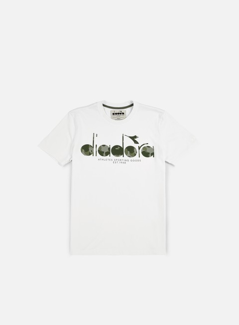 t shirt diadora bl t shirt white