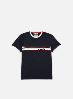 Diadora - JS T-shirt OG, Blu Corsair 1