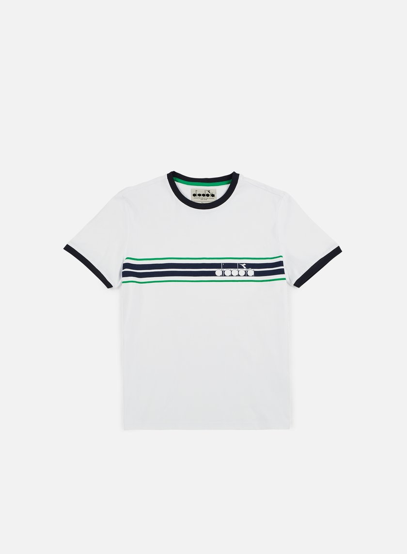 Diadora - JS T-shirt OG, Optical White