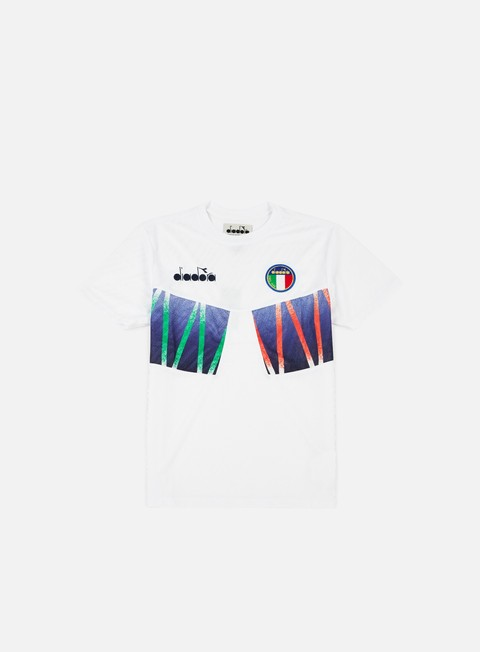 t shirt diadora pasadena 94 t shirt optical white