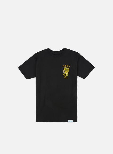 Short sleeve T-shirts Diamond Supply Aoki T-shirt