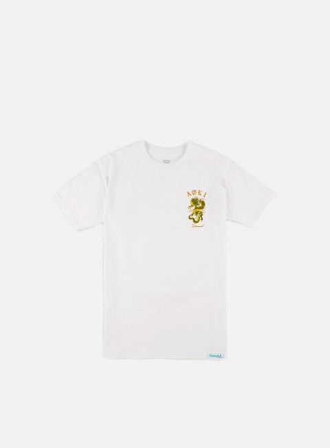 t shirt diamond supply aoki t shirt white
