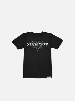 Diamond Supply - Brilliant T-shirt, Black