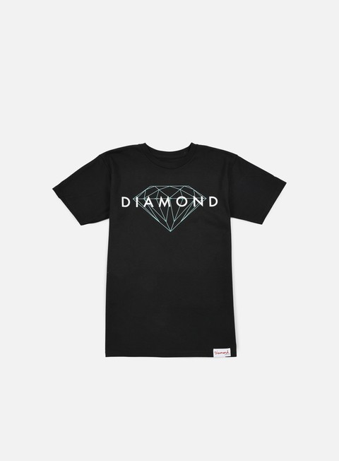 Outlet e Saldi T-shirt a Manica Corta Diamond Supply Brilliant T-shirt