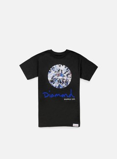 Diamond Supply - Brilliant T-shirt, Black OLD 1
