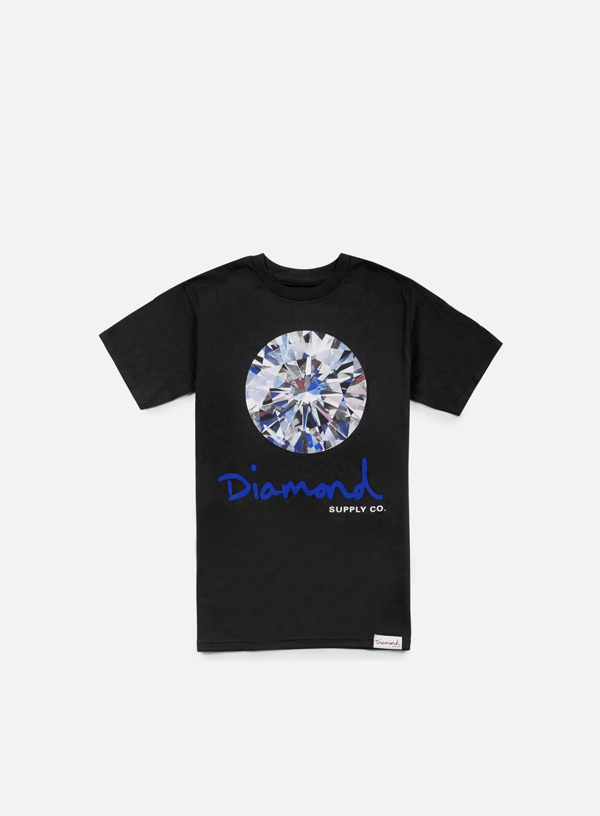Diamond Supply - Brilliant T-shirt, Black OLD