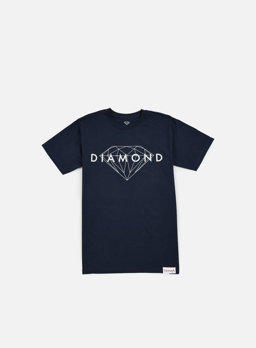 Diamond Supply - Brilliant T-shirt, Navy