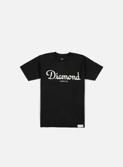 Diamond Supply Champagne Script T-shirt