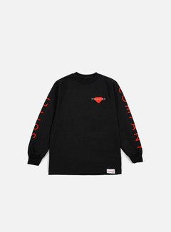 Diamond Supply - Diamond Solid LS T-shirt, Black 1