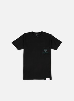 Diamond Supply - Futura Sign Pocket T-shirt, Black 1