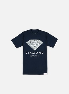 Diamond Supply - Infinite T-shirt, Navy 1