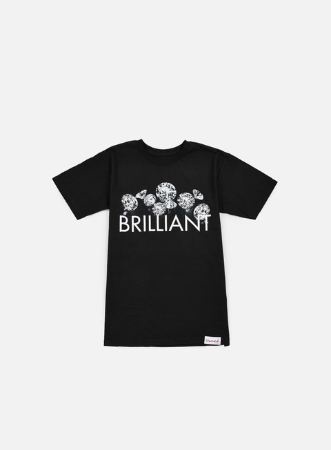 t shirt diamond supply jewels t shirt black