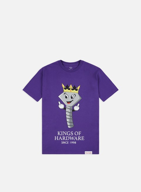 Diamond Supply Kings Of Hardware T-shirt