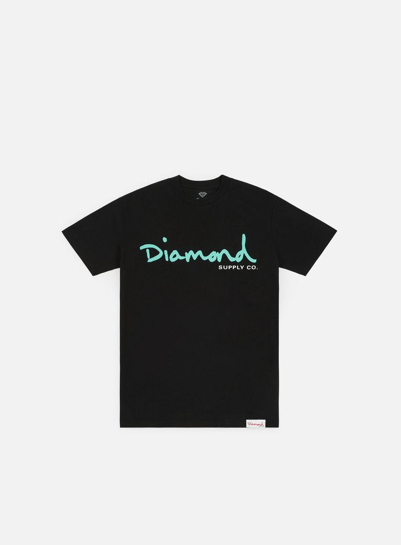 Diamond Supply OG Script Core T-shirt