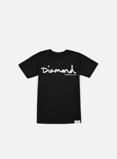 Diamond Supply - OG Script T-shirt, Black 1